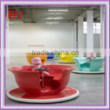 2013 HOT !!!Coffee cup amusement equipment ,coffee cup carousel