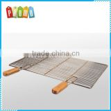 customized barbecue wire mesh/shaped network