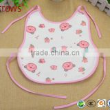 Infants & Toddlers Saliva Towel For Kids/ Cotton Terry Washcloth Bellyband Bibs Drool Camisole Baby/Dribble Bibs for Babies