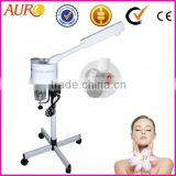 Au-707 Ozone Ionic function,steam,Ozone Operation System and CE Certification facial steamer