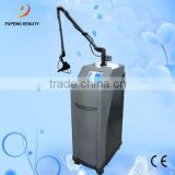 Treat Telangiectasis Co2 Fractional Wart Eye Wrinkle / Bag Removal Removal Laser Treatment Machine Carboxytherapy