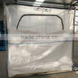 Plastic dry bulk container liner suitable for 20ft container