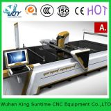 Fabric <b>Multi</b> Layer Cutter Auto Pillow Cutting Machine With CNC <b>Knife</b>