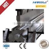 These Press Brake Tools And Blades are mainly made of the high quality 9 CrSi, T8,