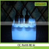 plastic fruit tray Flashing Led Tray promotion product
