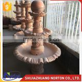 Ancient europen stone marble water fountain for sale NTMF-005LI