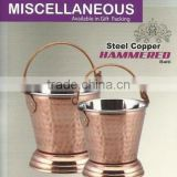 copper steel hamerred indian products
