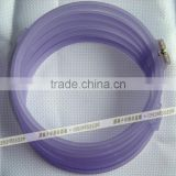 purple China tambour colorful embroidery frames plastic hoops frosted embroidery hoop craft hoops cross stitch 15cm 21cm