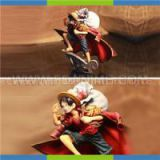 One Piece Luffy Plastic Action Figure