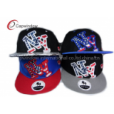 Mens / Womens Vintage Snapback Baseball Caps Cotton Plain For Dancers