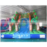 2017 Aier Cheap Price Funny Giant Kids Inflatable Outdoor Playground