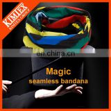 Magic Tube Customized Promotional Microfiber Seamless Bandana