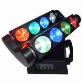 8eyes led spider beam moving head light for stage christmas decoration