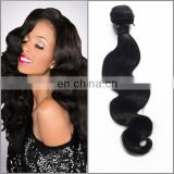 New arrival brazilian remy hair body wave 7a remy human hair extension virgin brazilian hair for black women