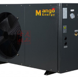 3.8kw~10kw heating capcacity household air to water heat pump(heating mode, monoblock type)