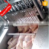 meat machine factory automatic meat injection machine/salt brine injector/poultry saline water injecting machine