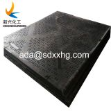 davtrax ground mats heavy duty UHMWPE temporary road mats euro mats portafloor heavy duty interlocking flooring road construction