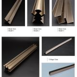 stainless steel profile trim