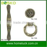 ring pull handles furniture handle with different finishing