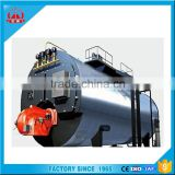 1ton-15ton LPG or oil fired hot water boiler with anti-explosion hole for hotel home and industry