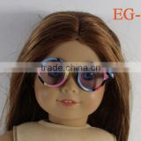 Plastic Rim EYE Doll GLASSES made for 18 inch American Girl Dolls