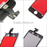 Red color for iphone 4S glass screen & lcd repair offer with lowest price and high quality