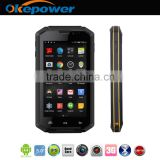 Unlocked android MTK6582 Quad Core IPS rugged Smartphone IP67 Waterproof Mobile phone 3G GPS Android Shockproof mobile