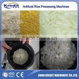 High Quality Artificial rice manufacturing equipment/Artificial Rice Processing Machine/Enriched rice