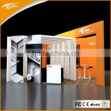 Exhibition tension fabric aluminum frame advertising