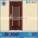 BG-S9062 Steel Warehouse Front Entry Iron Door for Sale