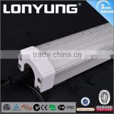 China supplier wholesale 60w 1200mm tri-proof tube light-water IP65 integrate led lighting