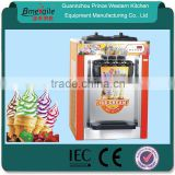 Prince industrial hot sale table top soft ice cream machine