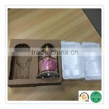 Recyclable Paper packaging material for fragile glass Art and crafts