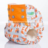 AnAnBaby New Reusable Custom Prints AIO Bulk cloth diaper China Wholesale                                                                         Quality Choice