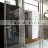 Frameless glass pivoting door/swing door/exterior hinged gate