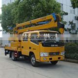 Dongfeng 4x2 aerial working truck with high quality