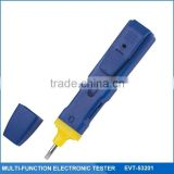 All Purpose Voltage Tester, Multi-Function Electrical/Electronic Tester Screwdriver, Voltage Regulator Tester