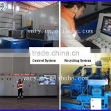 the popular electronic retrieve machine first removing the compressor separate oil and freon