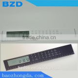 Multi-functional Electric Promotional Scale Calculator Ruler with Functions of Ruler/Calculator/ Clock /Alarm