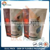 Health Food Packaging Organic Food Pouches Free Sample
