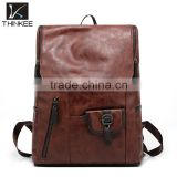 china alibaba shop online waterproof travel bag retro faux leather backpack
