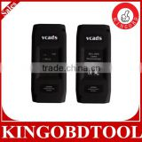 Wonderful !! volvo vcads pro Volvo Truck diagnostic Tool work with Dell D630 Laptop,vcads volvo pro diagnotic interface V2.40