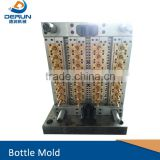supply 1-72 cavity water bottle PET preform mould                                                                         Quality Choice
