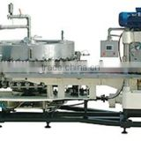 Fruit Juice Aluminium Can Filling Sealing Machine/2 in 1 juice pop-top can filling machine