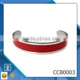 yiwu CC Jewelry CCB0003 new hot selling products wholesale stainless steel cuff bracelet