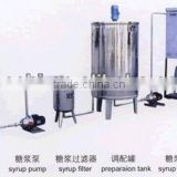 SXHF high efficiency sugar processing system, gas drink production line, juice drink production line
