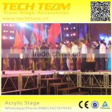 ST2 Adjustable Portable Outdoor Stage For Sale                                                                         Quality Choice