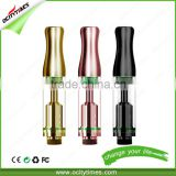 Ocitytimes Lowest Price C2/C2-F vape pen atomizer Most popular cbd oil tank glass vape cartridge