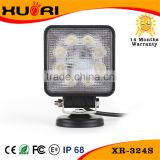 On Sale! 24w Led Work Light 10-30v Dc,Auto Led Work Lamp,Led Work Light For Truck,Heavy-duty,Farming,Fire Engine