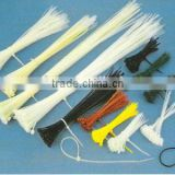 Better Quality Acid and Corrosion-resisting:94v-2 self-locking 4*100 Black Nylon Cable Ties tensile strength:50lbs